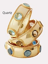 Baroque Hinge Bangle
