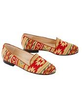 Aztec Printed Flats