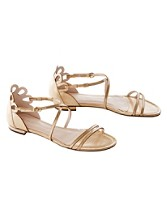Jannie Filigree Sandals