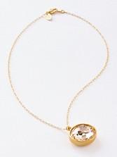 Single Crystal Necklace