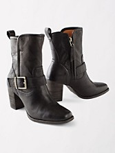 Italian Leather Becca Boots