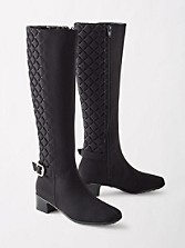 Waterproof Quilted Yola Tall Boots