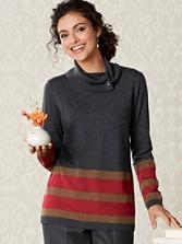 Stripe Pullover