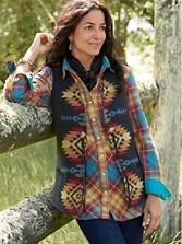 Vista Ridge Jacquard Vest