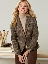 Jacquard Dallas Blazer
