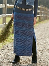 Pinedale Ridge Knit Skirt