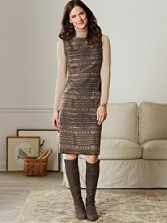 Jacquard Kiwanda Dress
