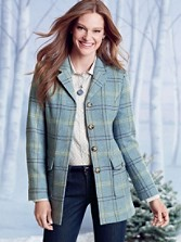 Rambler Plaid Jacket