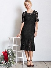Collette Lace Dress
