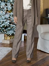 Tattersall Madison Trousers