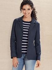 Tara Linen Jacket