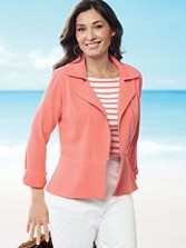 Summer Silk Jacket