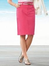 Cassie Twill Skirt