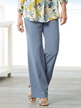 Summer Silk Pants
