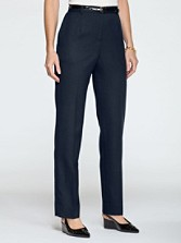 Seasonless Wool True Fit Slim Trousers