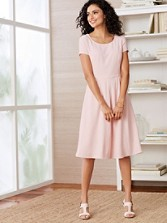 Travel Tricotine Kristen Dress