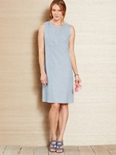 Modern Tweed Winslow Dress