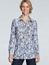 Floral Print Laurel Blouse