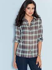 Astoria Plaid Shirt