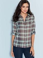 Astoria Plaid Shirt