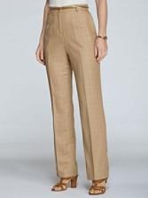 Wool-lin True Fit Trousers