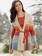 Sunrise Cardigan