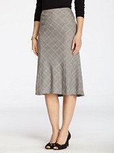 Glen Plaid Alameda Skirt