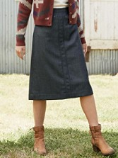 Wooldenim New Day Skirt
