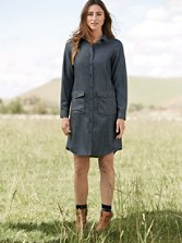 Wooldenim Shirt Dress