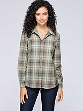 Jamie Plaid Shirt
