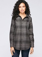 Keep It Classic Plaid Shirt
