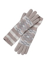 Snow Cloud Knit Gloves