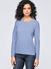 Cashmere Jacquard Stitch Pullover
