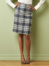 Plaid Darcy Skirt