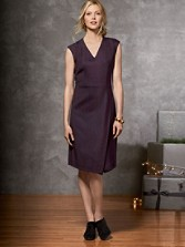 Herringbone New Angle Dress