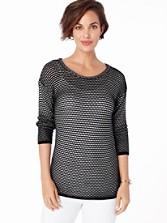 Soho Stripe Pullover