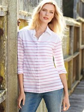 Sandi Stripe Shirt