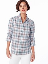 Maggie Plaid Shirt