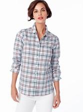 Maggie Plaid Shirt
