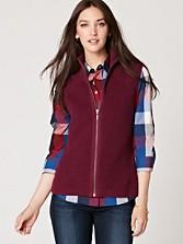Rachel Zip Vest