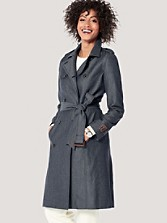 Wooldenim Trench Coat