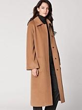 Long Reefer Coat