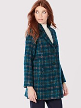 Day Long Plaid Jacket