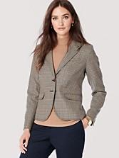Worsted Flannel Take Shape Blazer