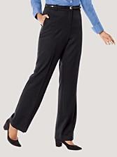Seasonless Wool Straight Leg Pants