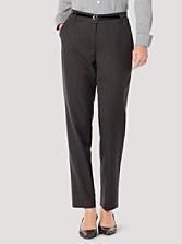 Seasonless Wool Slim Ankle Pants
