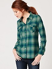 Desperado Plaid Shirt