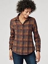 Zena Plaid Shirt