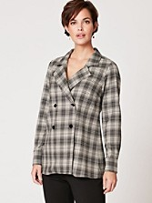 Double Breasted Wool Shirt