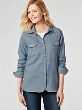 Winslow Wooldenim Shirt